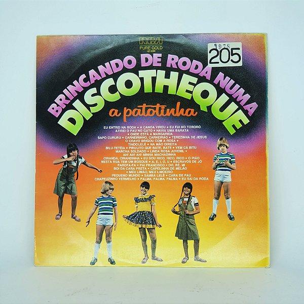 Disco de Vinil - Brincando de Roda Numa Discotheque