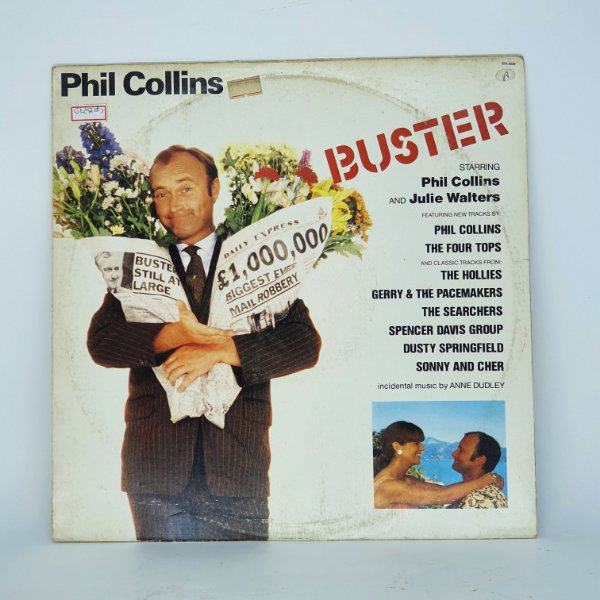 Disco de Vinil - Phil Collins - Buster