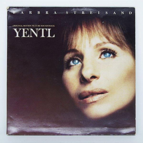 Disco de Vinil - Barbra Streisand - YENTL