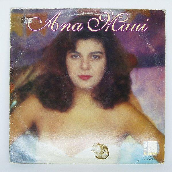 Disco de Vinil - Ana Maui