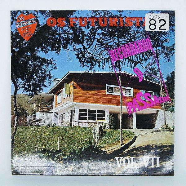 Disco de Vinil - Os Futuristas - Vol VII