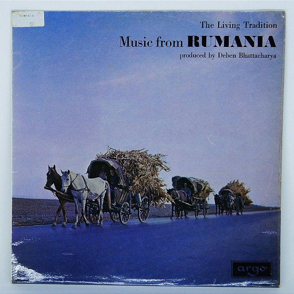 Disco de Vinil - Rumania - Living Tradition ( Importado)