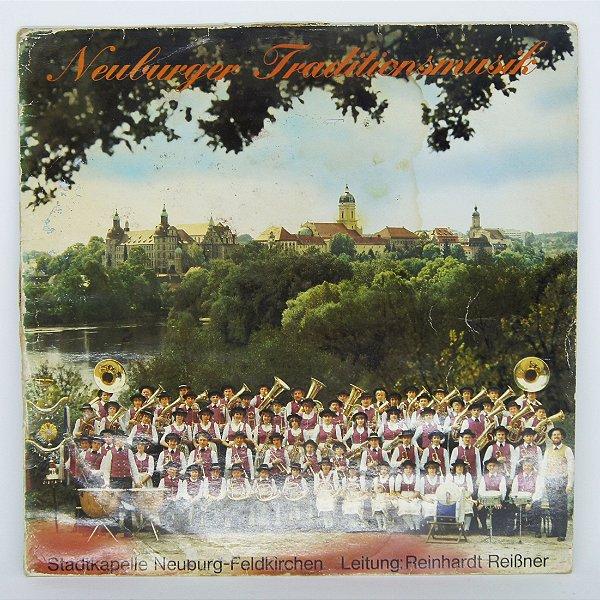 Disco de Vinil - Neuburger Tradition Musik ( Importado )
