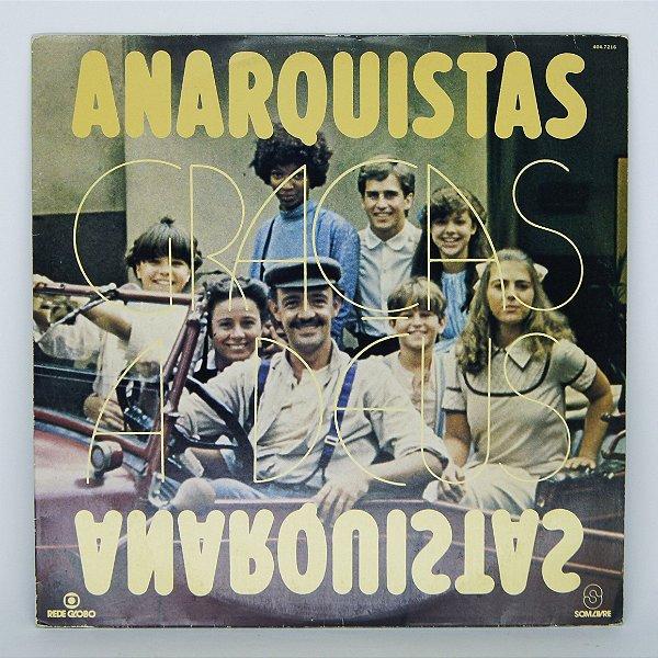 Disco de Vinil - Anarquistas - Graças a Deus