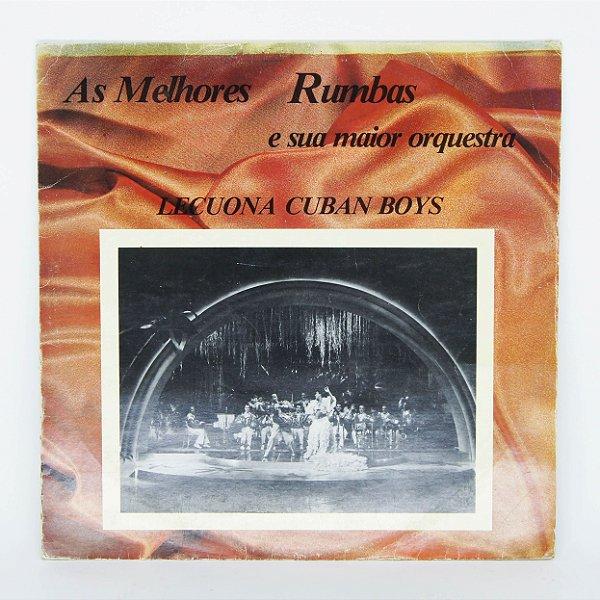 Disco de Vinil - Lecuona Cuban Boys - Rumbas e Orquestra