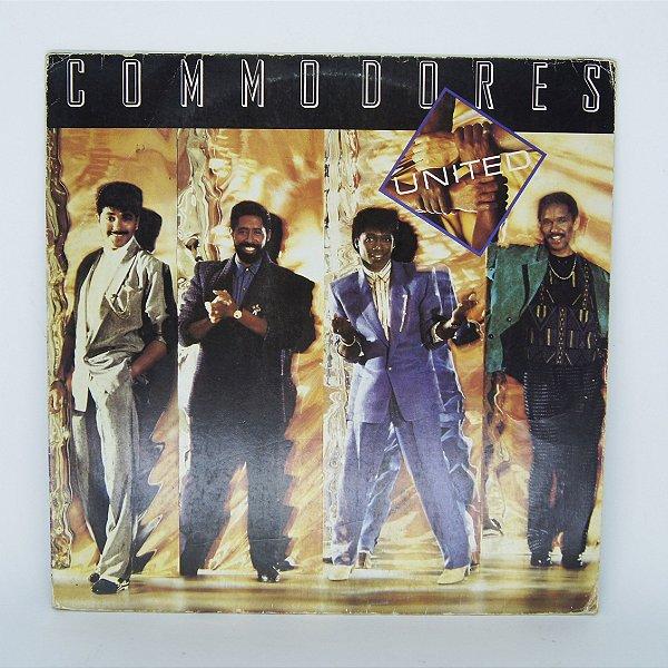Disco de Vinil - Commodores - United