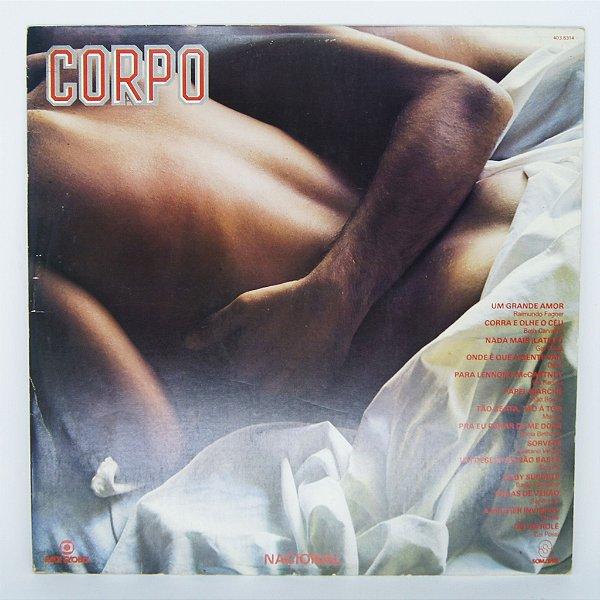 Disco de Vinil - Corpo A Corpo - Nacional
