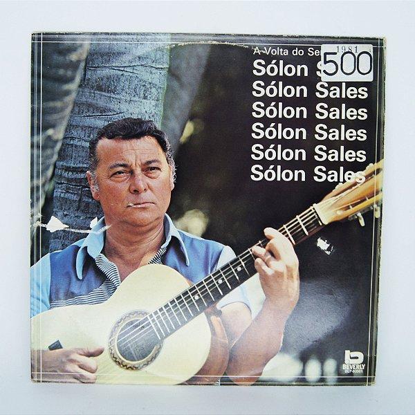 Disco de Vinil - Solon Sales