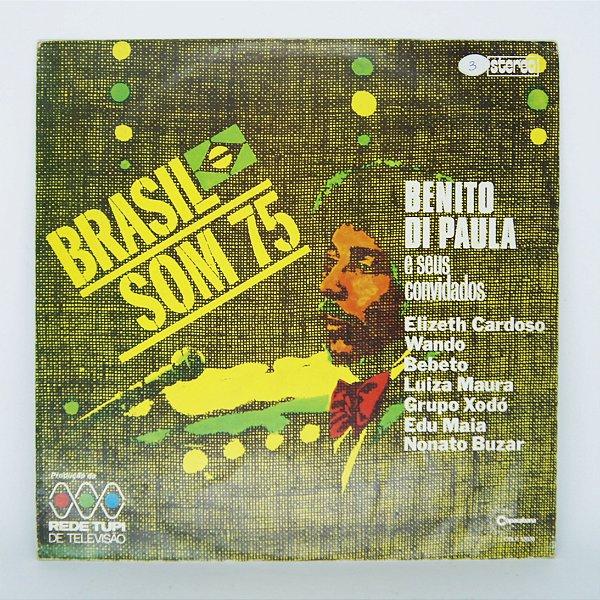Disco de Vinil - Brasil Som 75