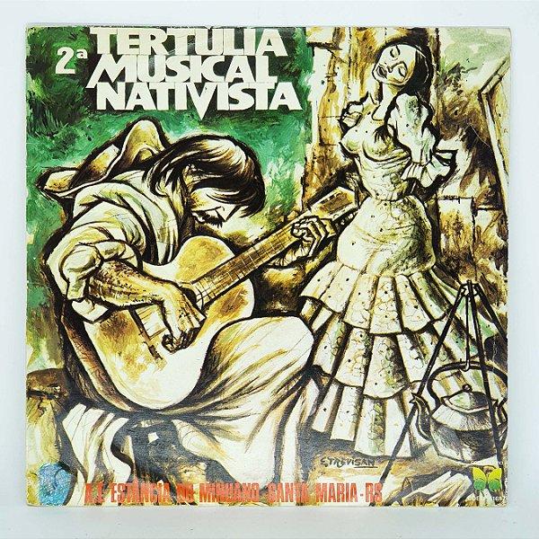 Disco de Vinil - 2 Tertulia Musical Nativista