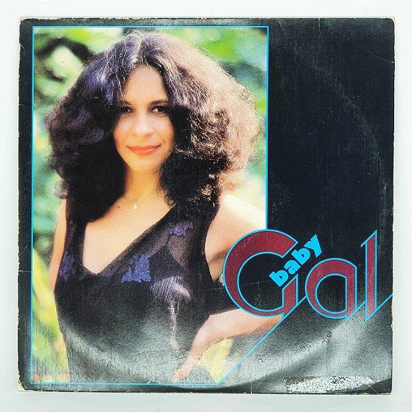 Disco de Vinil - Gal Costa - Baby Gal