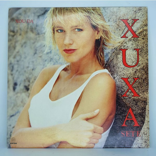 Disco de Vinil - Xuxa - Sete