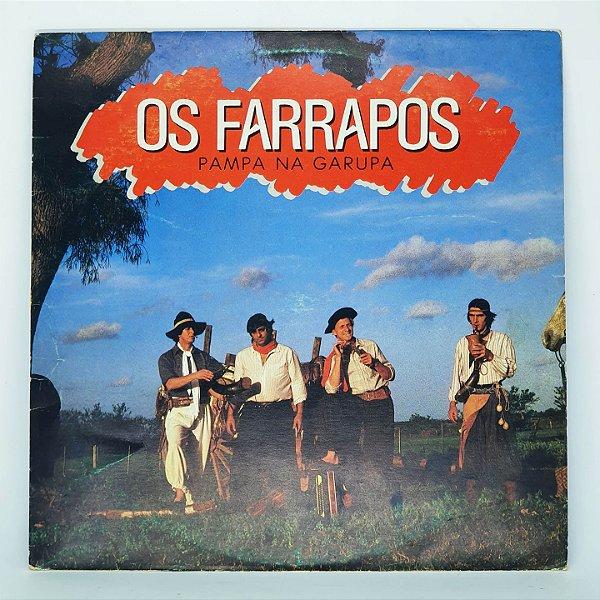 Disco de Vinil - Os Farrapos - Pampa na Garupa