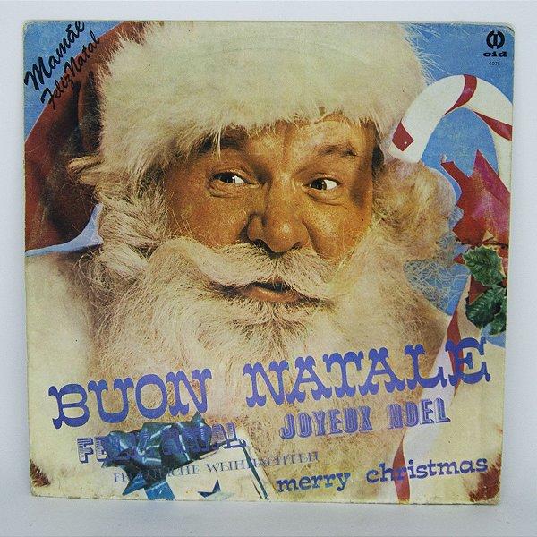 Disco de Vinil - Mamãe, Feliz Natal - Silvio Solis 1979