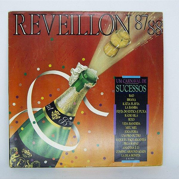 Disco de Vinil - Reveillon 87/88
