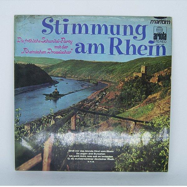 Disco de Vinil -Stimmung am Rhein - Die fröhliche Schunkel