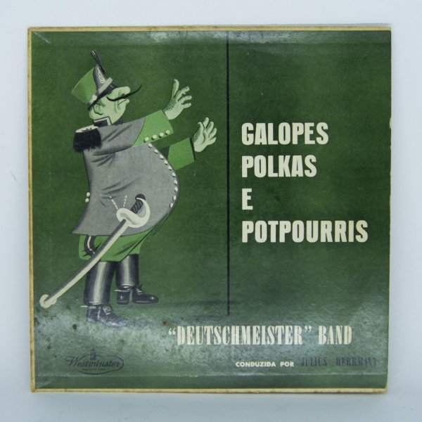 Disco de Vinil - Galopes Polkas e Potpourris