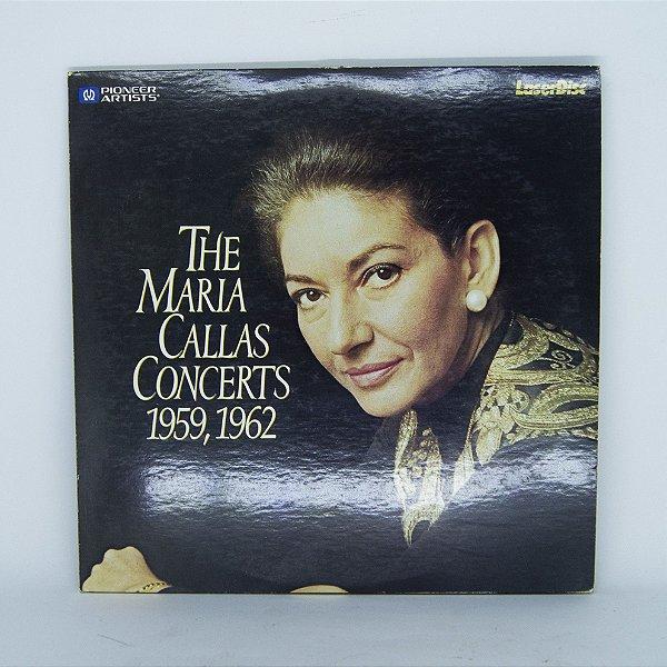 Laser Disc - The Maria Callas Concertes 1959, 1962