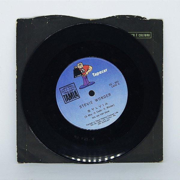 Disco de Vinil - Stevie Wonder - Sylvia (Compacto)