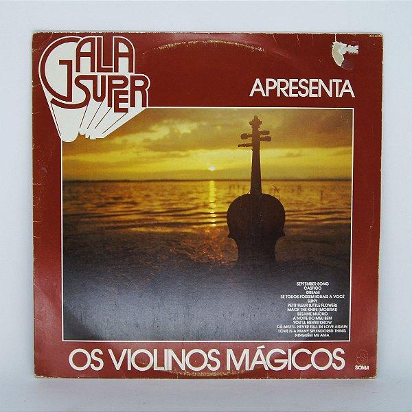 Disco de Vinil - Os Violinos Mágicos