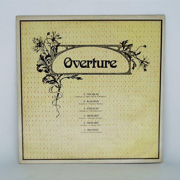 Disco de Vinil - Overture 1981