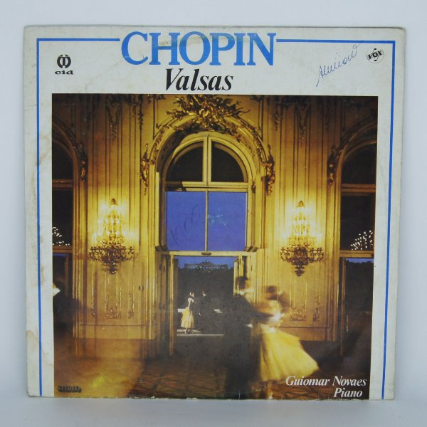 Disco de Vinil - Chopin - Valsas / Guiomar Novaes