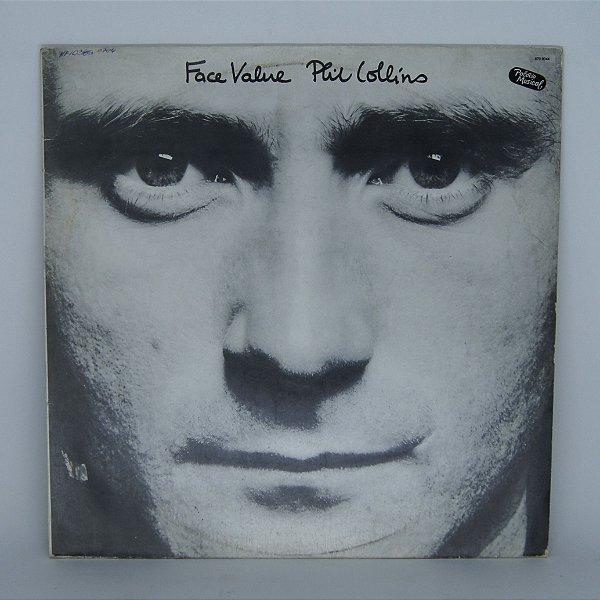 Disco de Vinil - Face Value - Phil Collins