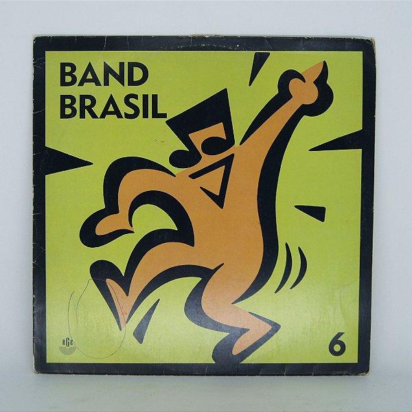 Disco de Vinil - Band Brasil 6 - Benê Alves e Seus Conv.
