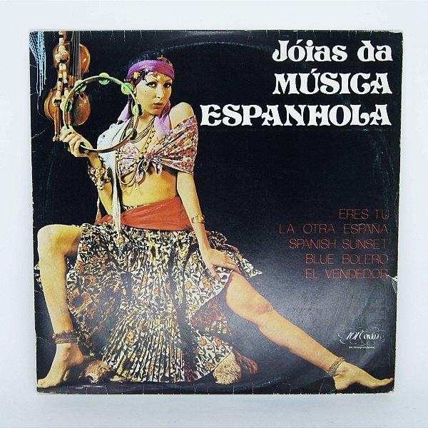Disco de Vinil - Joias da Música Espanhola