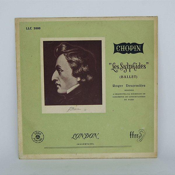 Disco de Vinil - Chopin - Les Sylphides
