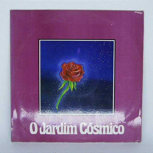 Disco de Vinil - O Jardim Cósmico