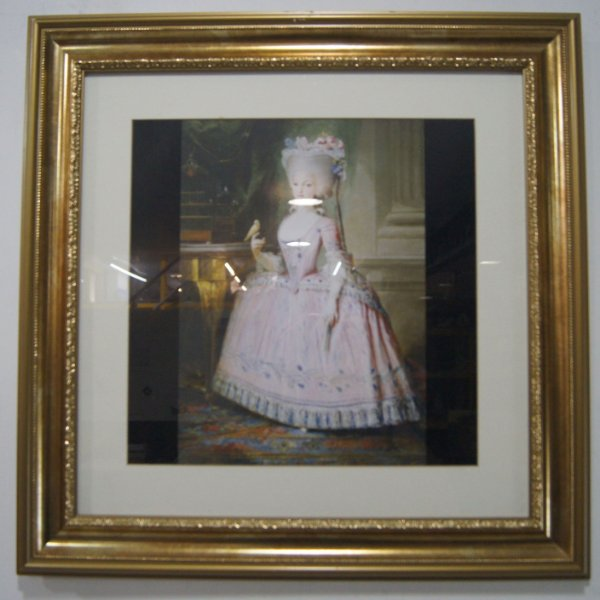 Quadro Carlota Joaquina Infanta of Spain Mariano Salvador