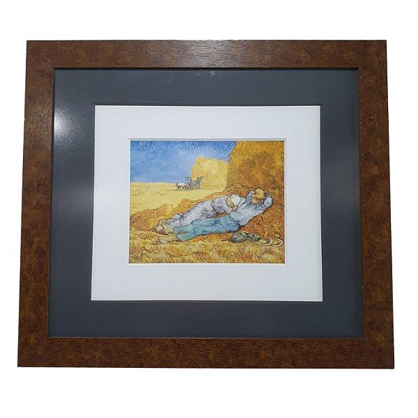 Quadro Van Gogh Lá Méndienne