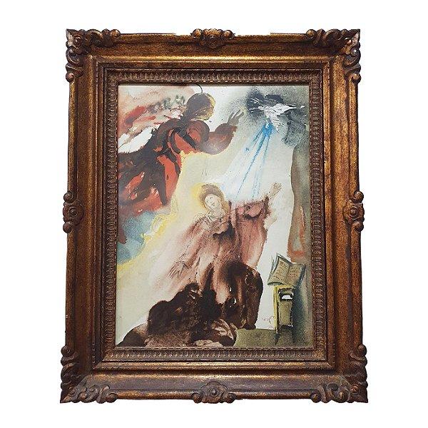 Quadro 'Mariae Annunciato' Artista Salvador Dalí