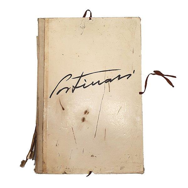 Livro/Álbum Mestres do Desenho- Portinari