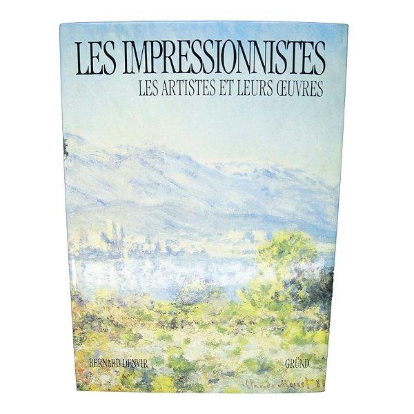 Livro 'Les Impressionnistes - Les Artistes Et Leurs Oeuvres'