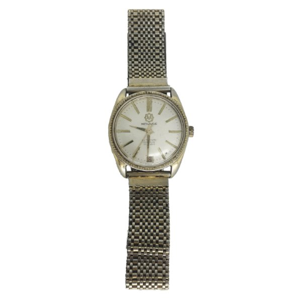Relógio Feminino de Pulso Mirvaine Automatic 25 Rubis