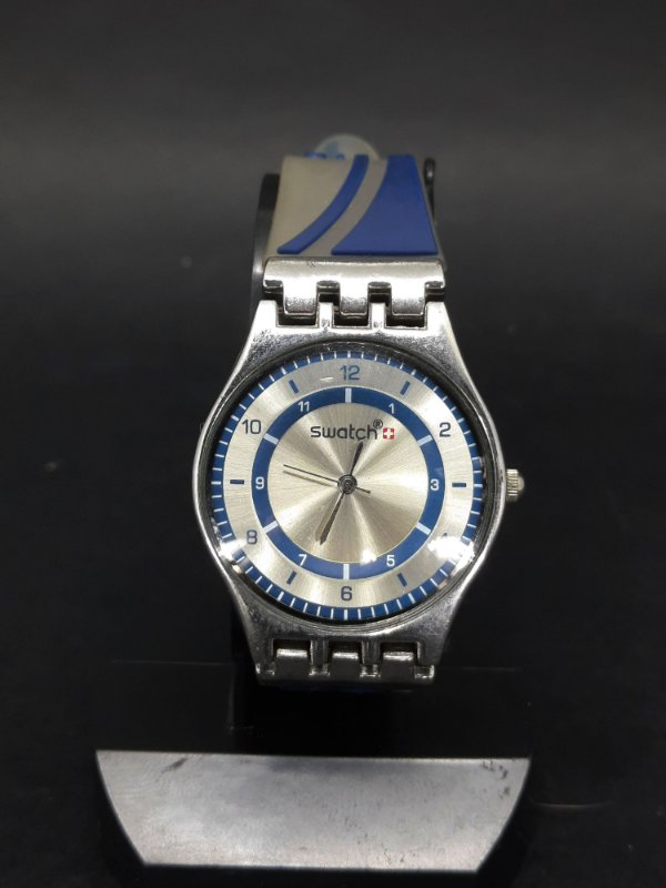 Relógio de Pulso Swatch Azul