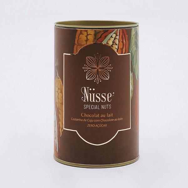 Chocolat au Lait • ZERO AÇÚCAR - 100G