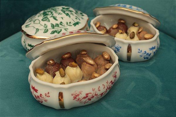 Porcelana Especial - Cor Verde