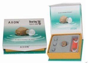 Amplificador de Som Auditivo Digital - Axon K 86 - A pronta entrega