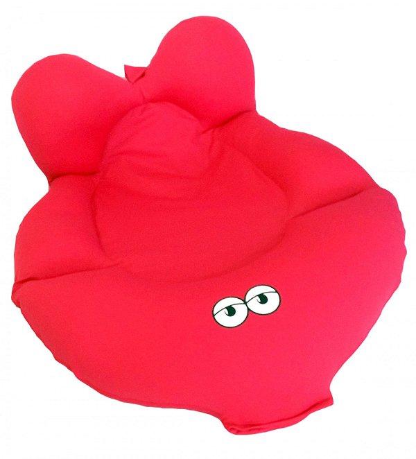 Almofada de Banho Batya Vermelha