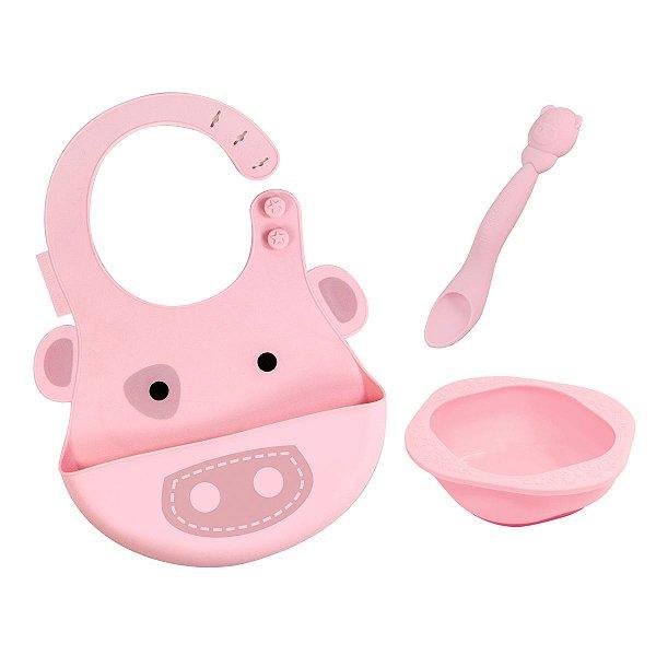 Kit De Alimentação Porquinho