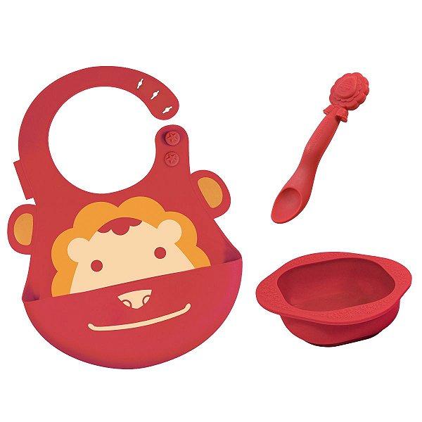 Kit De Alimentação Leão