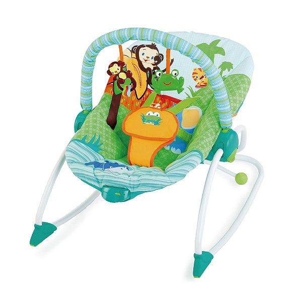 Cadeira De Descanso E Balanço Até 18Kg Monkey