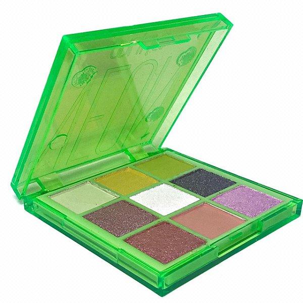 Paleta de sombras Neon Cor 03 MyLife