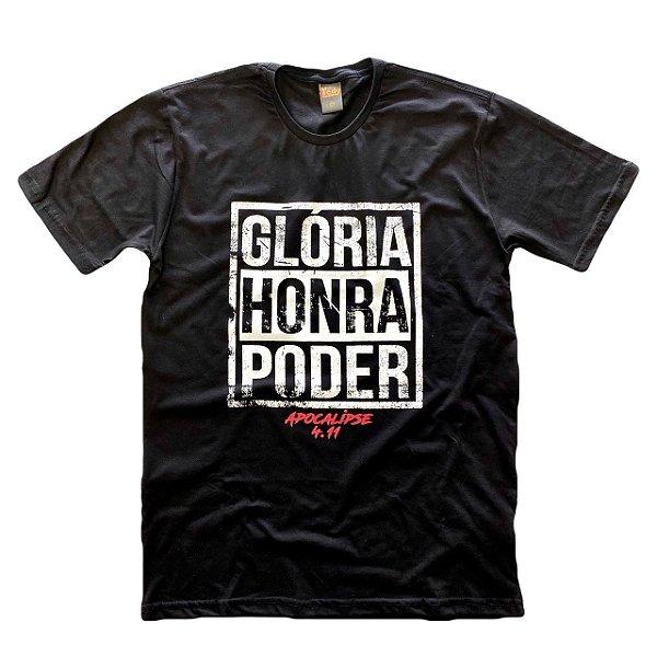 GLORIA HONRA PODER (C)