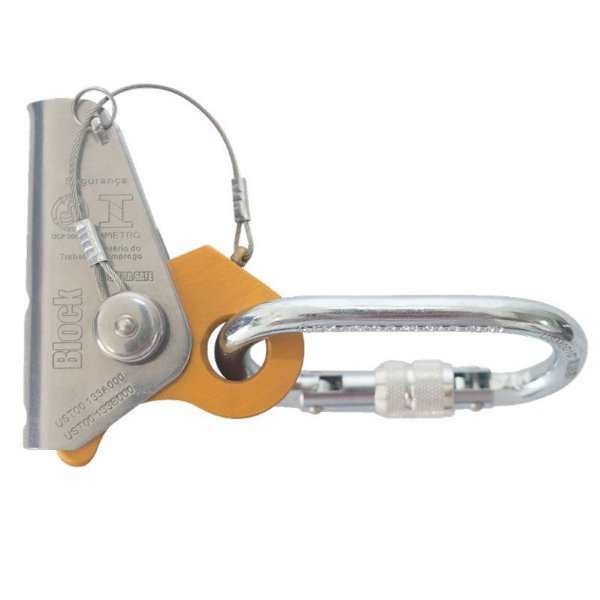 Trava Quedas p/Corda Block Ultra Safe