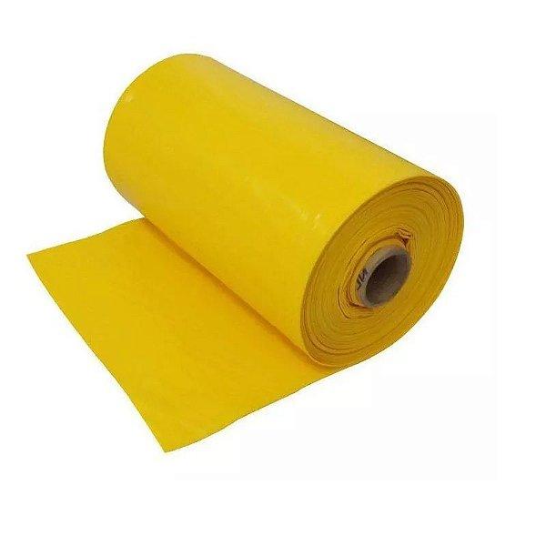 Lona Plástica Amarela 4 m Largura Lonax