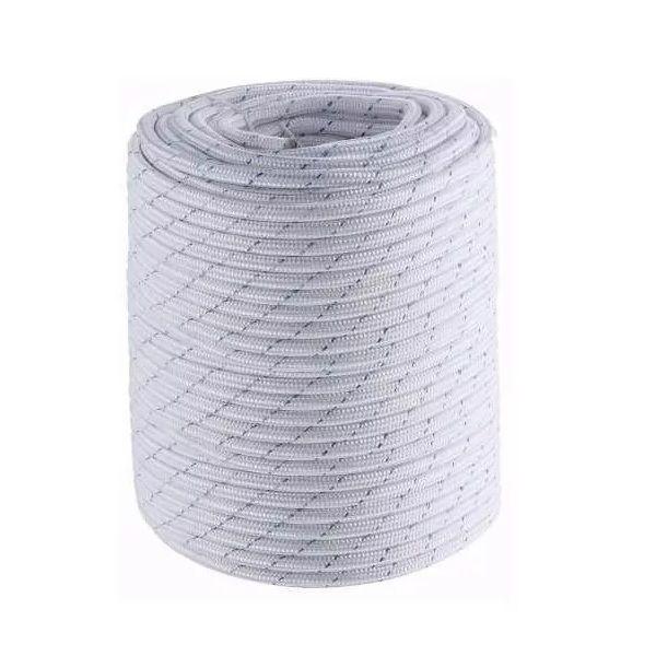 Corda de Segurança NR-18 (M.T.E.) Nylon Poliamida 100 m Plasmódia